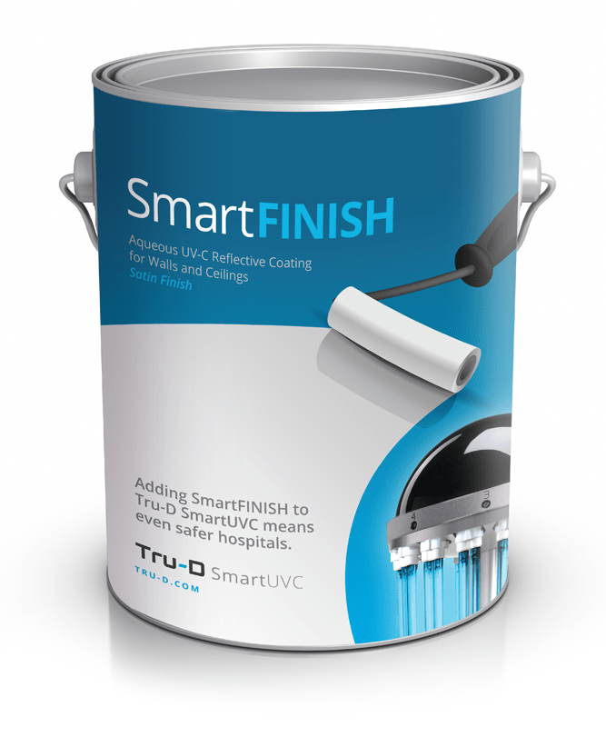Tru-D SmartUVC Smart Finish