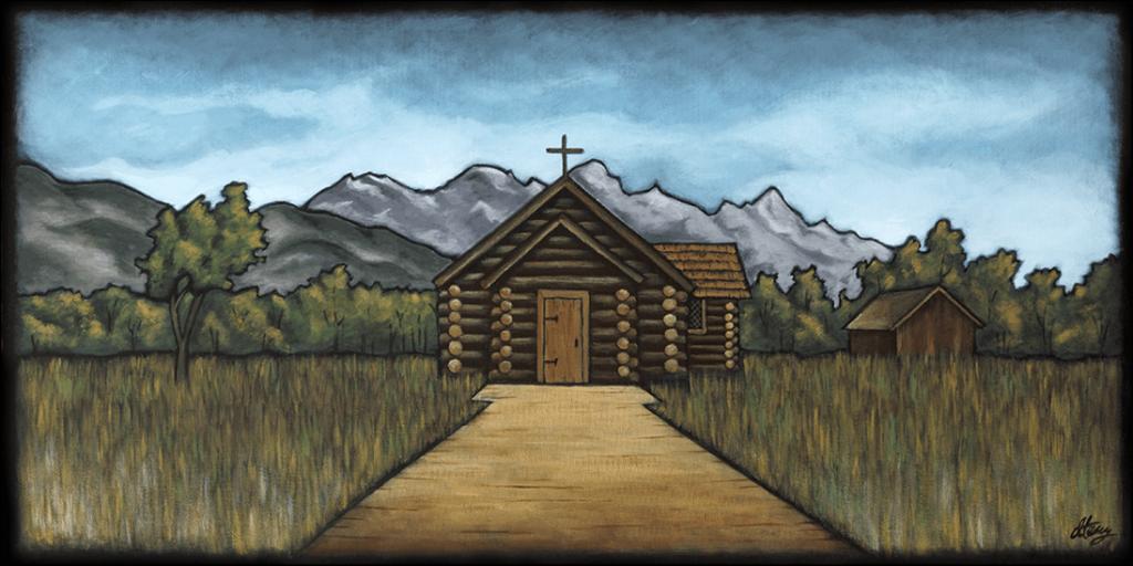 Teton Transfiguration
